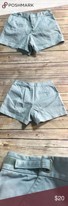 J Crew Chino Baby Blue Shorts ✨ J Crew Chino Baby Blue Shorts✨ Size 4  ⁉️Need more information or measurements? Please don't hesitate to ask  ❌Sorry, I am unable model items!  ✅ Fast Shipper: Shipping Same Day/Next Day  🚫I do not trade items/ No returns  💕I do accept REASONABLE offers ☺ J. Crew Shorts