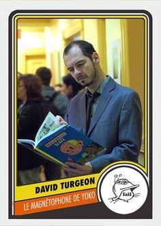 Le magnétophone de Yoko rassemble plusieurs essais de David Turgeon sur la bande dessinée. Pas cette bande dessinée highbrow des romans graphiques, mais plutôt cette production commerciale, souvent banale, des années 70 et 80 avec laquelle il a grandi. Les séries de Yoko Tsuno, du Scrameustache, des Petits Hommes, de Spirou ou de Sibylline n'ont pas toujours l'ampleur des classiques du canon de la bande dessinée franco-belge, mais Turgeon sait y trouver un détail    intrigant qu'il développe…
