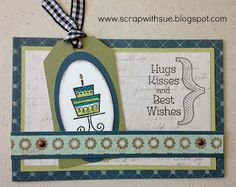 CTMH You Are My Happy Stamp Set Trio - available during Sept only for just $10. - at www.scrapwithsue.blogspot.com