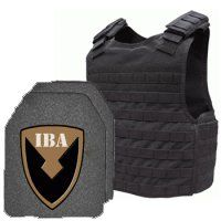 Advanced Survivor » Defender Plate Carrier + Armor (Black)