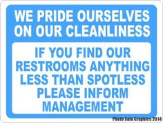 Bathroom Signs Cleanliness mens room w/ symbol bathroom sign | symbols and room
