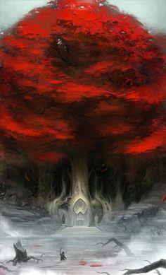 Tree of Duality by Joel Hustak