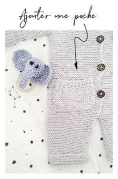 Tricot Baby, Point Mousse, Couture, Boys, Handmade, Style, Cecile, Bonnets, Patterns