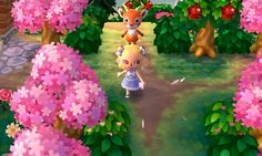 follow me my friend. let's go your house~ #animalcrossing #ACNL