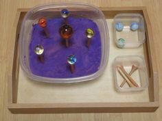 Montessori Monday~ Space Unit! |