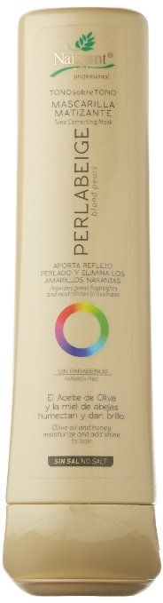 Naissant Treatment Blond Pearl Perla Beige, 10.1 fl. oz.(300ml)