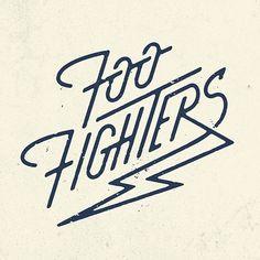 Foo Fighters by Pavlov in Lightning Bolts