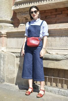 12 Ways to Wear Dungarees as a Grown-Up