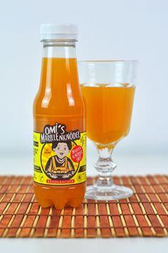 Und auch die Marillenknödel haben den Weg in die Flasche von KENDLBACHER gefunden: Omi's Marillenknödelsaft kann pur, mit Schuss, heiß oder kalt getrunken werden.
