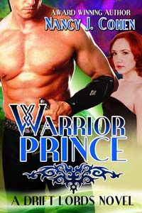 Nancy J. Cohen Warrior Prince The Drift Lords Series A galactic warrior joins forces with a sexy mythologist to stop a dimensional rift from destroying Earth. When mythology. Good Romance Books, Romance Authors, Good Books, My Books, Ancient Myths, Fantasy Romance, What Book, Paranormal Romance, Book Publishing