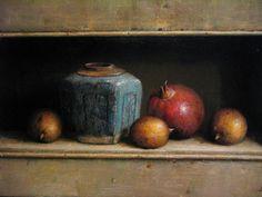 by Willie Berkers (artist) Barnett Newman, Alex Colville, Audrey Kawasaki, Romantic Paintings, Beautiful Paintings, Andrew Wyeth, Still Life 2, Be Still, Dutch Painters