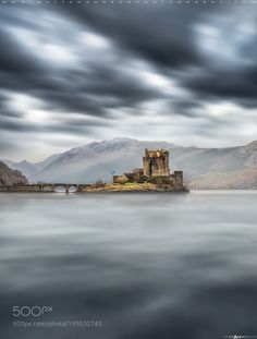 """Eilean Donan Castle Go to http://iBoatCity.com and use code PINTEREST for free shipping on your first order! (Lower 48 USA Only). Sign up for our email newsletter to get your free guide: """"Boat Buyer's Guide for Beginners."""""""