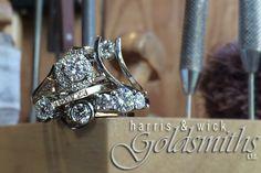 diamond rings!