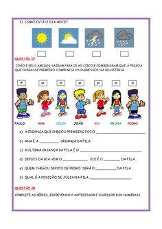 Spanish Class, Kindergarten, High School, Activities, Kids, Letter J Activities, Math Charts, Math Notebooks, Dyscalculia