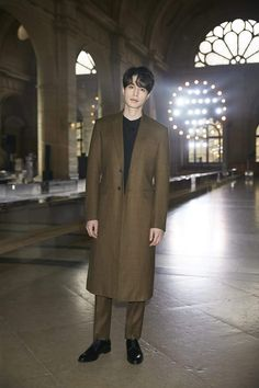 Lee Dongwook in Paris for Givenchy! ©Lee Dongwook FB Page Lee Dong Wok, Legend Of Blue Sea, Kim Bum, Korean Star, Lee Jong, Asian Men, Asian Guys, King Kong, Lily Collins