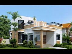 Planos de Casas - Villa del Sur #PlanosDeCasas - YouTube