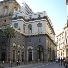 Teatro San Carlo Napoli, Italia