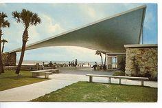 Venice Beach Pavillion, Venice FL 1966