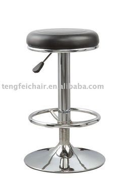 Round Cheapest Swivel Pvc Bar Stools