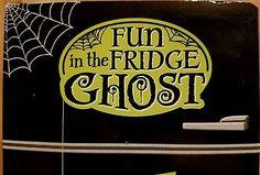 Hallmark Halloween 2011 Fun in the Fridge Ghost Magic  #1HGN5014