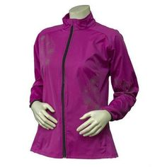 Add some bright color and a pretty, reflective dandelion print to a gray day with our technical softshell jacket. Softshell, Range Of Motion, Dandelion, Jackets For Women, Bright, Zipper, Gray, Pretty, Sleeves