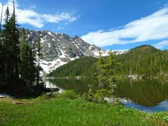 ProTrails   Surprise Trailhead: Upper Cataract Lake, Cat Lake, and Mirror Lake, Summit County - Eagle County - Clear Creek County, Colorado