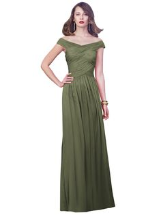 Shop Dessy Bridesmaid Dress - 2919 in Lux Chiffon at Weddington Way. Find the perfect made-to-order bridesmaid dresses for your bridal party in your favorite color, style and fabric at Weddington Way.