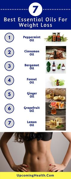 Essential Oils for Weight Loss (The Best 7 For Shedding Pounds)