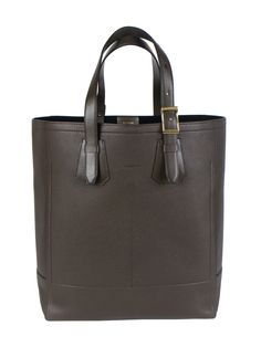 Large Pebbled Tote Bag by Tom Ford at Gilt