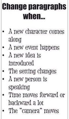 Can use for fiction reading launch too - identify why authors changed paragraphs and how it can help us click and clunk