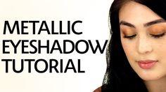 8-2-16 Metallic Eye Tutorial | Sephora | Rebel Eyes
