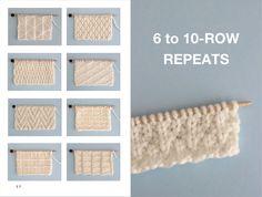 Knit Stitch Book: 50 Knit + Purl Patterns by Studio Knit Rib Stitch Knitting, Knitting Help, Purl Stitch, Knitting Books, Easy Knitting, Knitting Stitches, Knitting Designs, Knitting Projects, Knitting Patterns