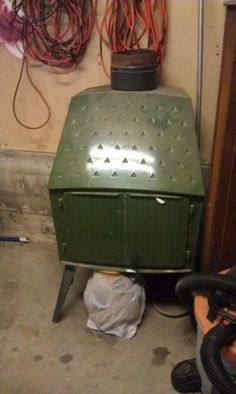 Wood burning Stove...SOLID :craigslist: ct trade obo $0?