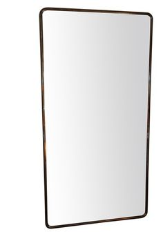 Maverick Wall Mirror by Platner & Co. - Crafted by Hand in Los Angeles - Available on Dering Hall | www.deringhall.com