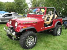 cj7 | laffreuxs 1983 Jeep CJ7 in ,