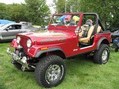 cj7   laffreuxs 1983 Jeep CJ7 in ,