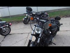2016 Harley Sportster Iron XL883 U4992 Used Motorcycles For Sale, Sportster Iron, History, Historia, Used Motorbikes For Sale