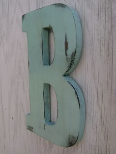 Rustic Wood wedding decor Letter B Distressed by UncleJohnsCabin, $20.00