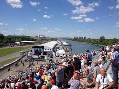 Useful advice and information on Circuit Gilles Villeneuve for fans going to the Canadian F1 Grand Prix in Montreal on June 5-7, 2015
