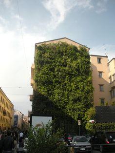 Giardino verticale, Porta Ticinese, #Milano