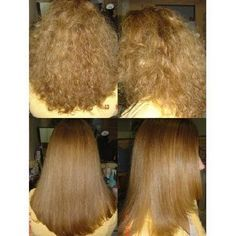 O alisamento com açúcar vai deixar seu cabelos com um efeito liso e com um super brilho. - Aprenda a preparar essa maravilhosa receita de Alisamento Natural com Açúcar