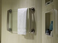 Wall Towel Warmers | Electric Wall-Mount Bath Towel Heaters - EGP | Engineered Glass Products