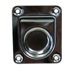 "Whitecap Lift Handle - 304 Stainless Steel - 2-1/4"" x 2-5/8"""