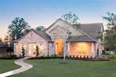 The Colony - Sitterle Homes Austin