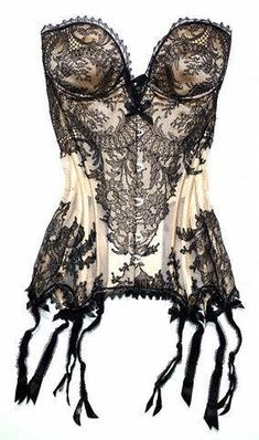 Dirty Imaginations These sexy corsets are sure to turn any man on