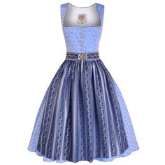 Midi Dirndl Evi in Hellblau von Apple of my Eye Dirndl Dress, Dress Up, Rockabilly Baby, Vintage Mode, Elegant, Beautiful Outfits, Beautiful Clothes, Traditional Outfits, My Eyes