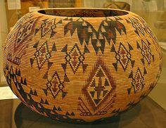 Yosemite Native American Basket by Greg Harder, via Flickr