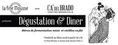 Paris Food & Drink Events: Ca' Del Brado – Fermentation mixte et vieillissement en fût
