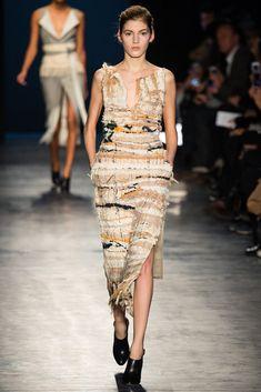 Altuzarra Fall 2014 Ready-to-Wear Fashion Show - Valery Kaufman