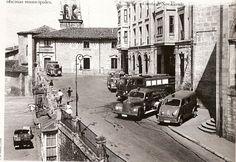 VITORIA INSOLITA, fotos antiguas de Vitoria-Gasteiz: Cuesta de San Vicente